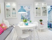 Two bedroom apartment in Scandinavian style