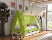 10 beds in modern interior