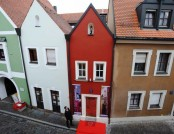 World's Smallest Hotel: Its Romantic History and Interiors