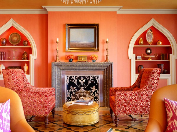 1-1-orange-wall-color-in-iliving-room-nterior-design-oriental-style-fireplace