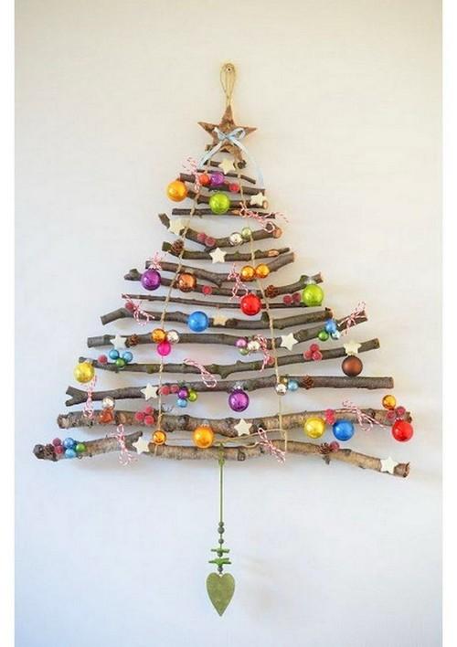 1-diy-hand-made-wall-christmas-tree-branches