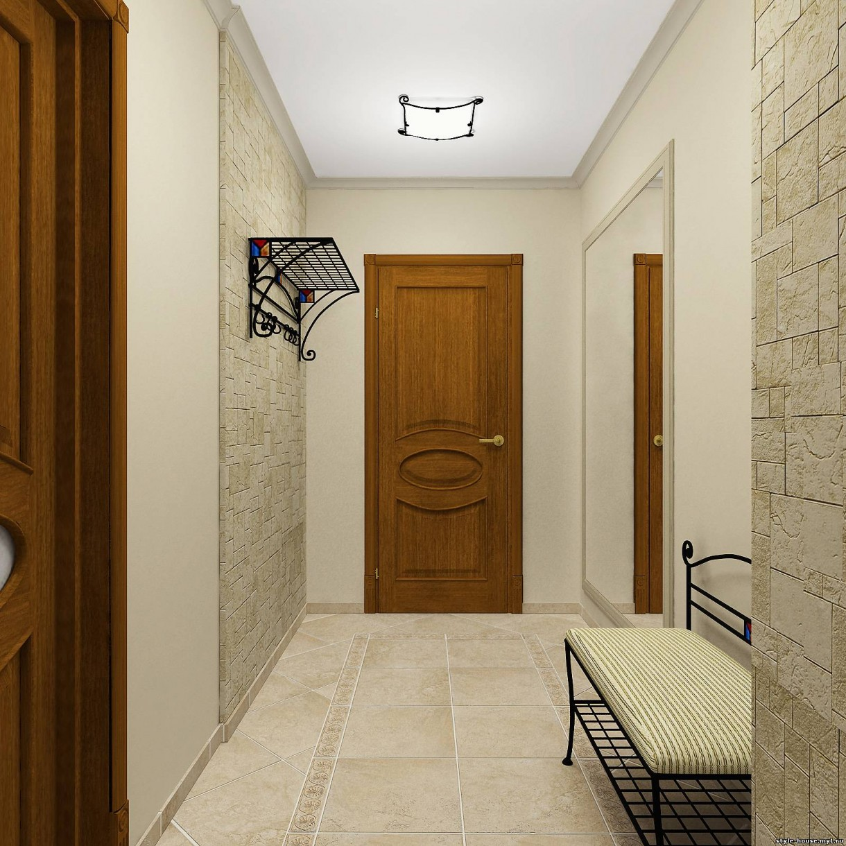 1-interior-for-elderly-wide-hallway-corridor