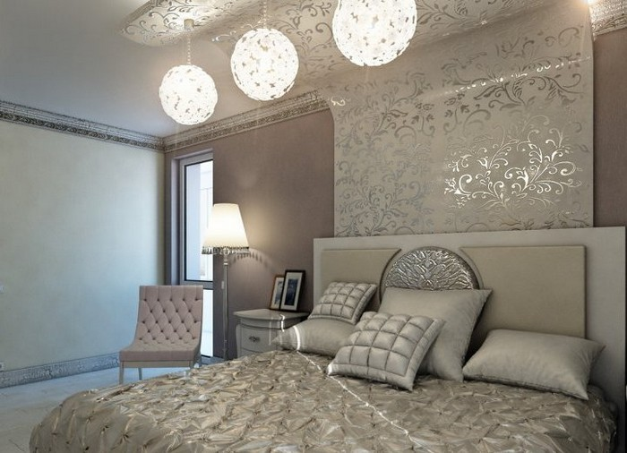 1-mirror-mirror-effect-wallpaper-bedroom-gorgeous-chic-interior
