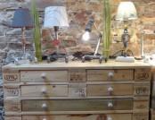 Pallet Furniture in Interior Design: 20 Ideas