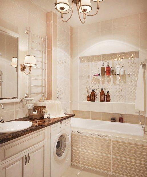 12-neo-classical-style-pastel-bathroom-basin-cabinet-washing-machine-beige-tiles
