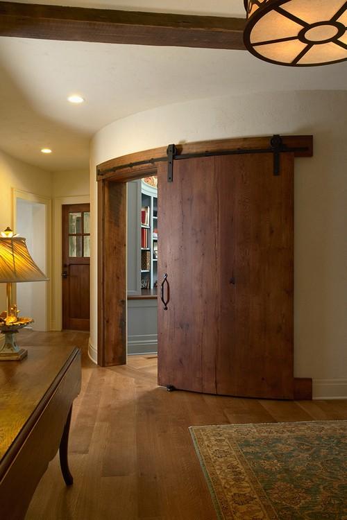 12-non-flat-rounded-wooden-barn-sliding-doors-in-interior-design