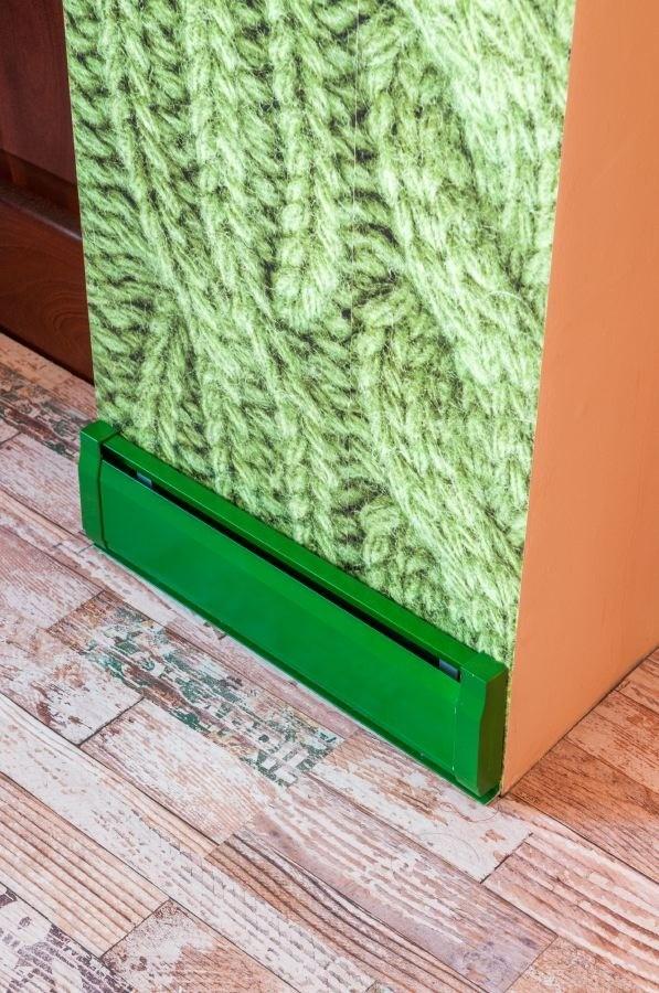 13-green-3D-wallpaper-knitwear-effect-wall-mural
