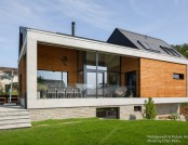 Swiss Simplicity: Modern-Style Family House