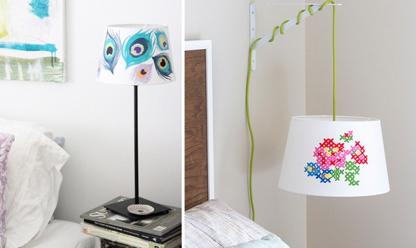 14-cross-stitch-pattern-in-interior-design-lamp-painted-lampshade