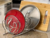 How to Store Pot Lids: 8 Options for Any Kitchen