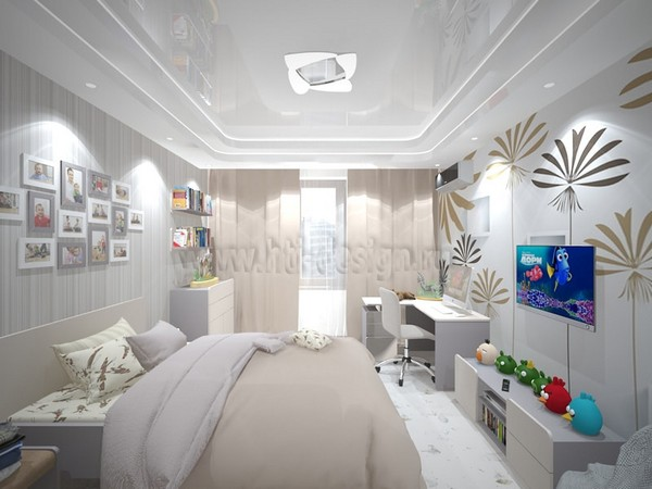 14-tortora-dove-gray-interior-kid's-girl's-bedroom-cork-floor-digital-photo-printing