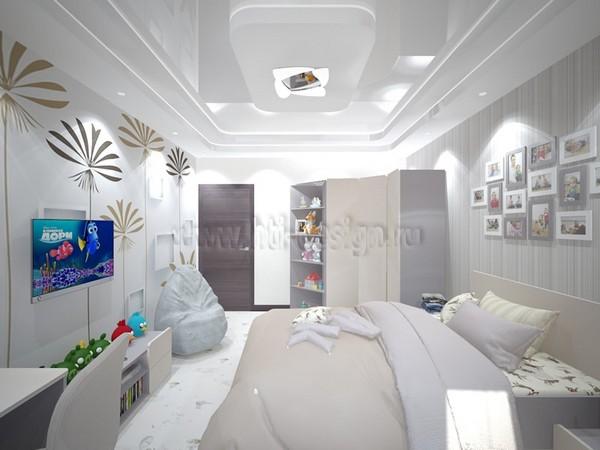 15-tortora-dove-gray-interior-kid's-girl's-bedroom-cork-floor-digital-photo-printing