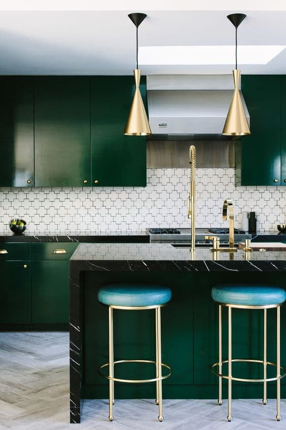 18-kale-color-kitchen-set-cabinets-green