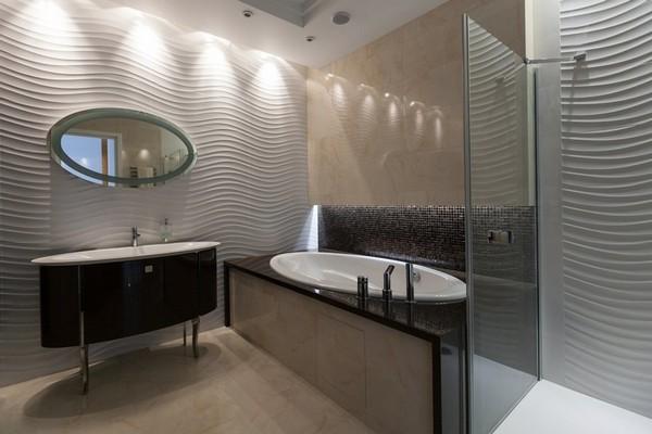 18-minimalist-style-bathroom-white-3d-walls-wavy-pattern