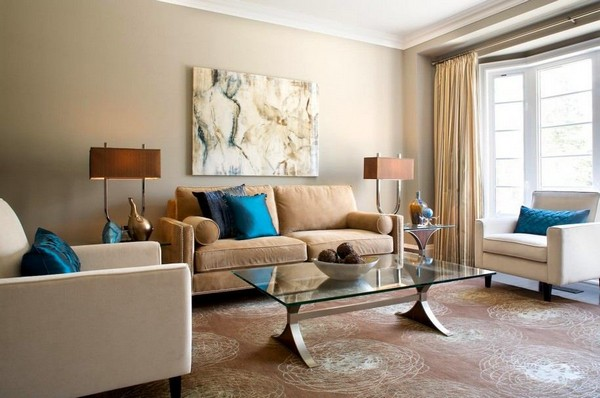 2-decorative-couch-pillows-in-living-room-interior-design-blue-and-beige