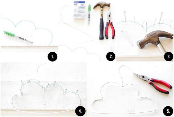 2-diy-hand-made-cloud-clothes-hanger-tea-pea-new-zealand