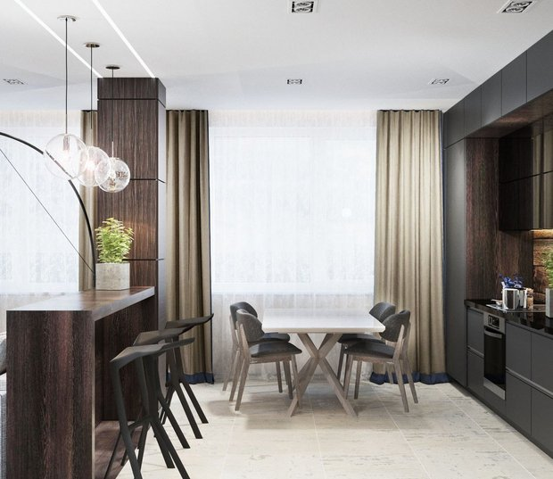 2-gray-beige-brown-interior-for-man-dining-room-kitchen-transforming-table