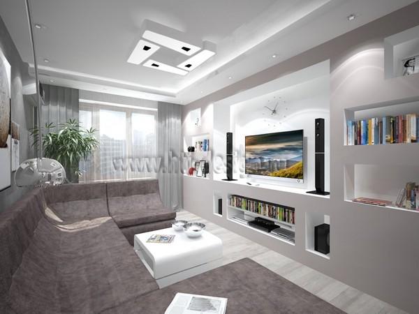 2-tortora-dove-gray-interior-living-room-futuristic-lamp