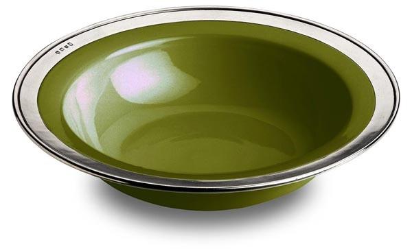 24-kale-color-Cosi-Tabellini-soup-bowl-plate-green