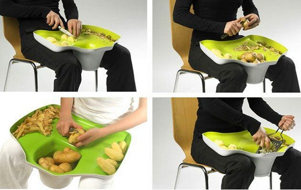 3-innovative-new-household-item-gadget-unusual-tray-for-peeling-vegetables-potatoes