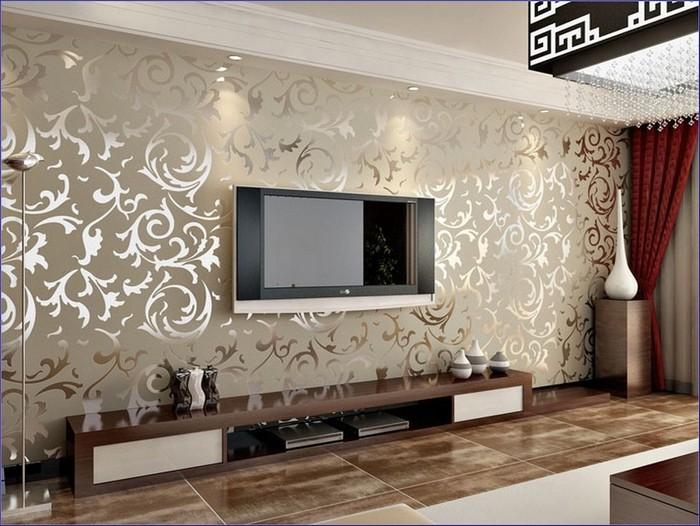 3-mirror-mirror-effect-wallpaper-bedroom-gorgeous-chic-interior