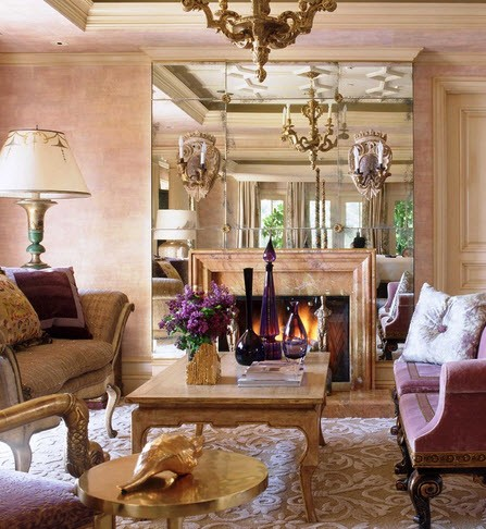 4-plastic-mirror-wall-panels-living-room-fireplace-area-zone