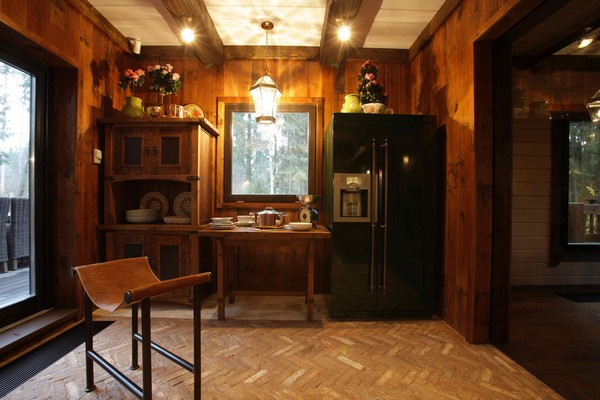 4-vintage-american-country-style-wooden-house-kitchen