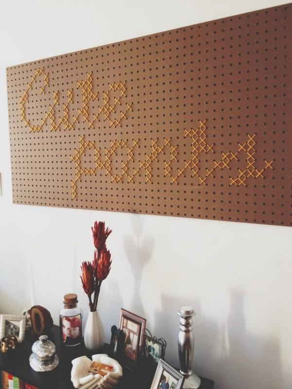 5-cross-stitch-pattern-in-interior-design-pegboard-wall-decor