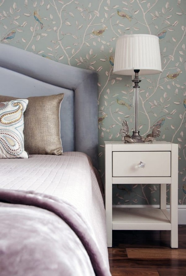 6-2-pastel-lilac-and-beige-interior-design-bedroom-sanderson-wallpaper-birds-pattern-textile-headboard-traditional-neo-classical-style
