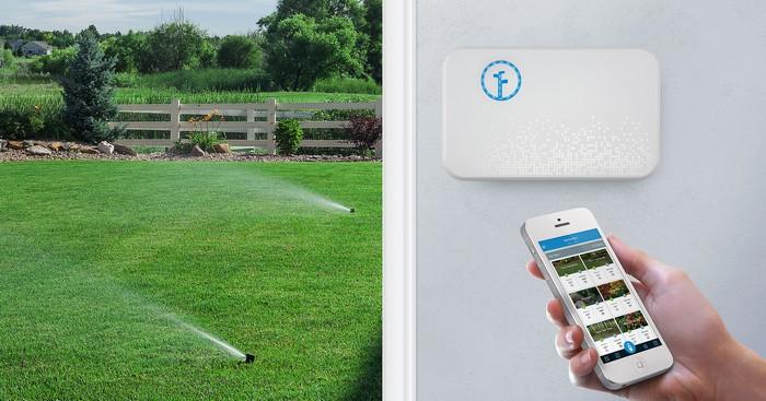 6-intelligent-sprinkler-controller-smart-garden-watering-Rachio Iro