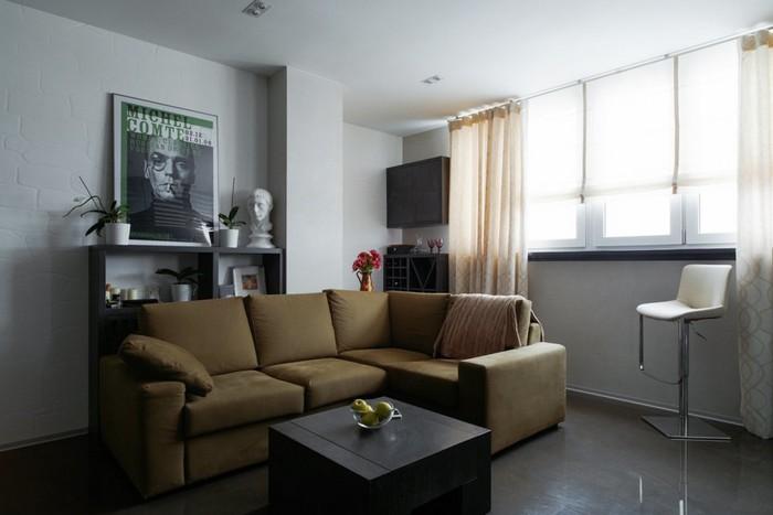 6-loft-style-beige-espressi-sofa-dark-wood-wine-cabinet-bar-window-sill