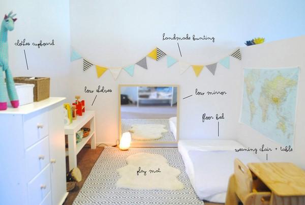 7-2-maria-monterssori-toddler-room-low-shelves-low-mirror-carpet-floor-bed-play-mat