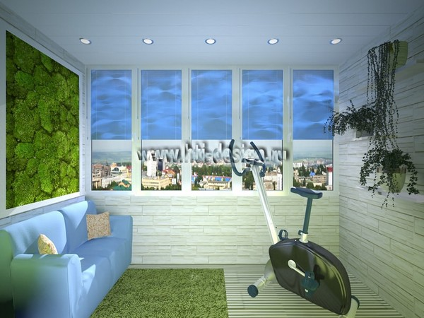 7-tropical-island-style-bright-interior-living-wall-vertical-garden-gym-on-the-balcony-stretch-ceiling