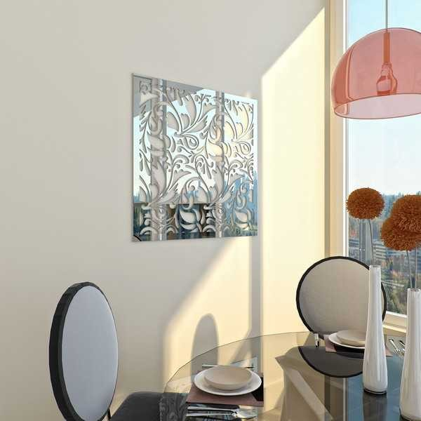 9-mirror-wall-stickers-decor-dining-room-flower-pattern