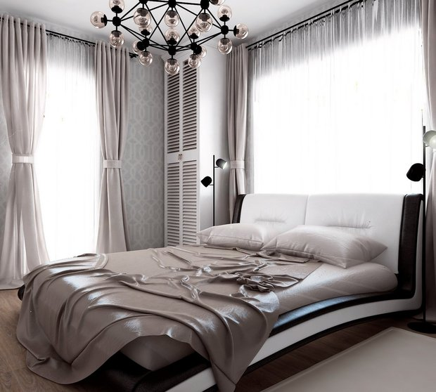 9-neutral-neo-classical-interior-gray-white-minimalistic-bedroom-with-two-big-windows