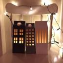 0-DIY-hand-made-Christmas-light-houses-milk-juice-cartons-re-use-ideas