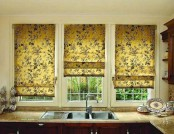Cool Blinds or Beautiful Curtains for Your Kitchen?