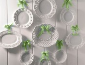Decorative Plates in Wall Décor: 15 Inspiring Ideas
