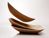Eco-Dinnerware from Fallen Leaves & Some Facts about Plastic Dishes