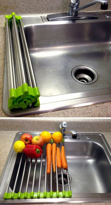 1-super-kitchen-gadget-idea-over-the-sink-folding-roll-up-drying-rack-for-washed-vegetables
