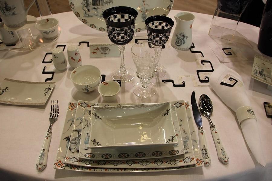 11-Fradkof-Paris-luxury-tableware-kitchen-table-settings-design-at-Maison-and-&-Objet-2017-Exhibition-trade-fair-Paris-floral-motives-cutlery