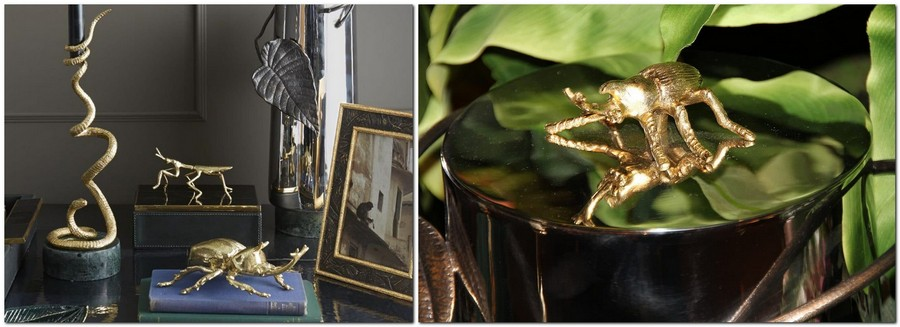 11-Michael-Aram-luxury-gold-plated-bugs-home-decor-interior-accessories-at-Maison-&-Objet-2017-exhibition-trade-fair