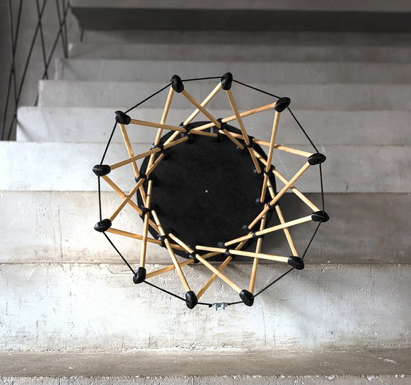 11-shukhov-shabolovka-tower-inspired-designer-stool-wooden-modular-Russian-furniture-printed-on-3D-printer-item