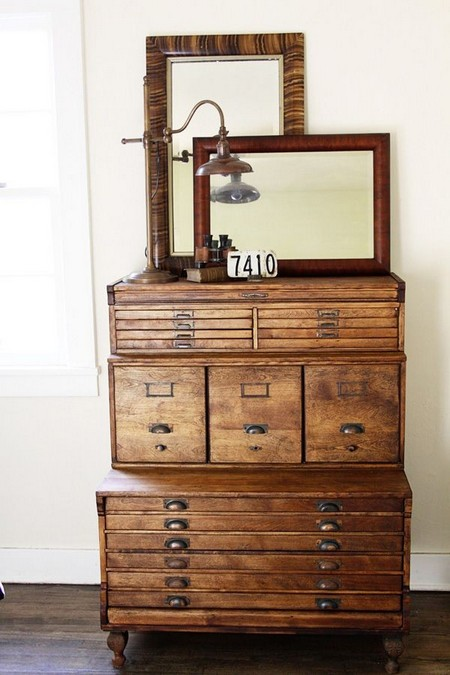 12-how-to-store-important-documents-papers-organization-storage-ideas-chest-of-drawers-filing-cabinet-old-antique-aged-vintage