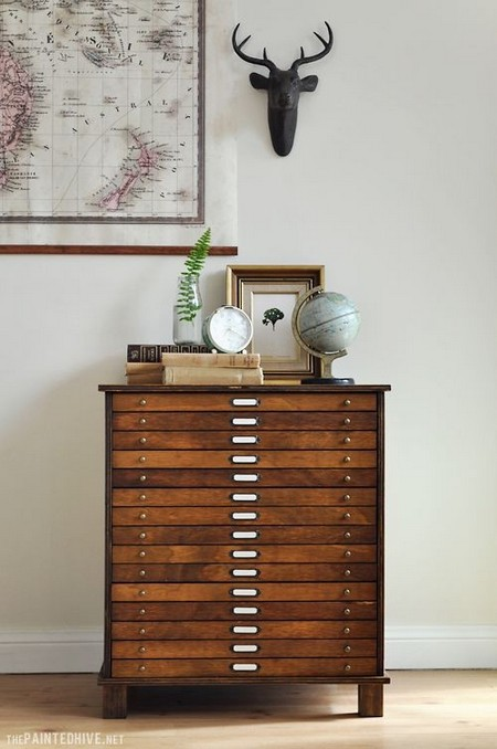 13-how-to-store-important-documents-papers-organization-storage-ideas-chest-of-drawers-filing-cabinet-old-antique-aged-vintage