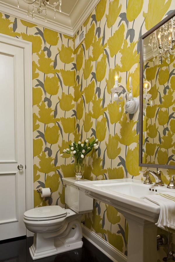 14-cheerful-white-gray-and-yellow-bathroom-interior-design