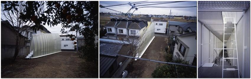 15-world's-narrowest-houses-lucky-drops-by-Yasuhiro-Yamashita-unusual-architecture