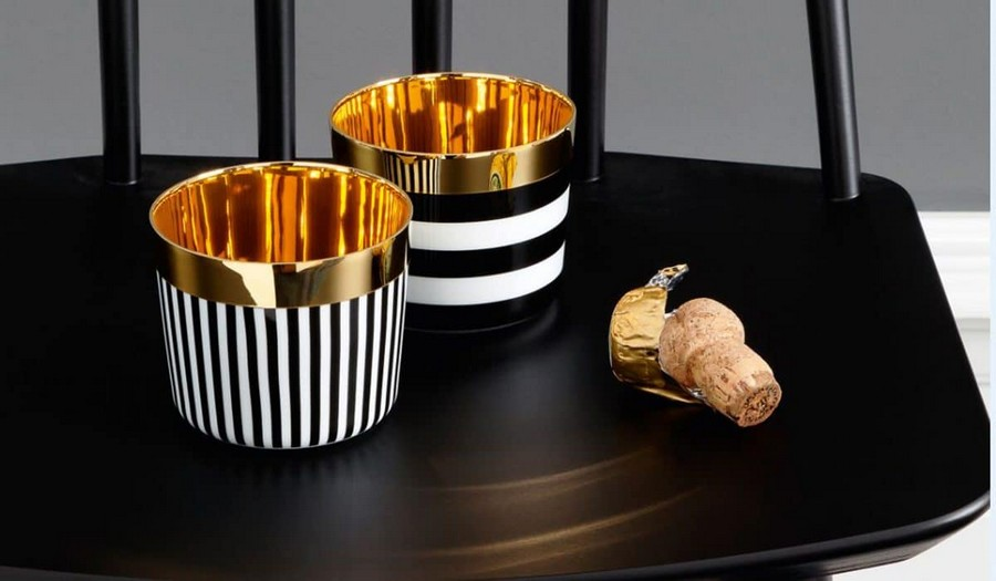 17-Sieger-by-Furstenberg-luxury-tableware-kitchen-table-settings-design-at-Maison-and-&-Objet-2017-Exhibition-trade-fair-Paris-black-and-white-golden
