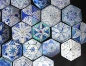 Hexagonal Tiles in Interior Design: History & Examples