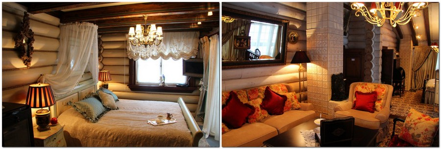 2-2-Russia-Seneshal-luxurious-hotel-interior-design-timber-house-Provence-classical-style-white-walls-canopy-bed